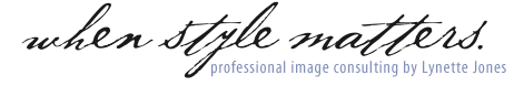 Professional Image Consulting by Lynette Jones